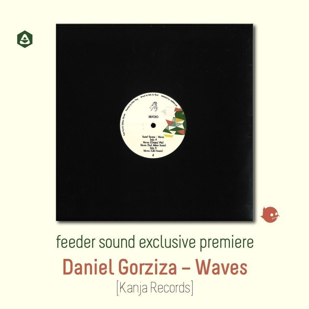 exclusive premiere Daniel Gorziza