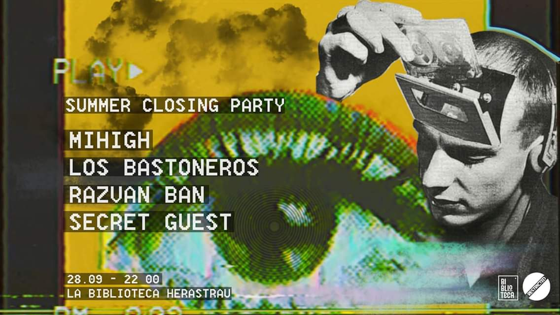 Closing w Mihigh Los Bastoneros Razvan Ban Secret Guest & more