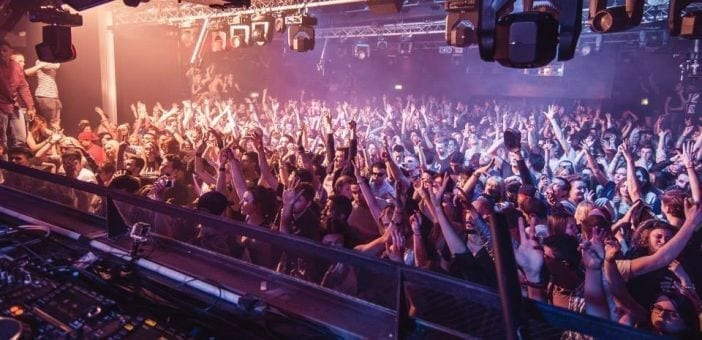 Ministry of Sound are heading to Butlin's Skegness for a massive weekender from November 22nd to 24th