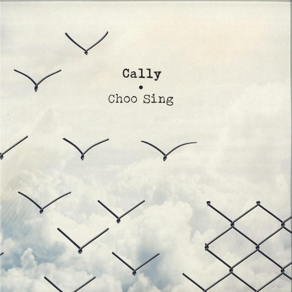 Cally - Cho Sing EP [Windmuhle] front