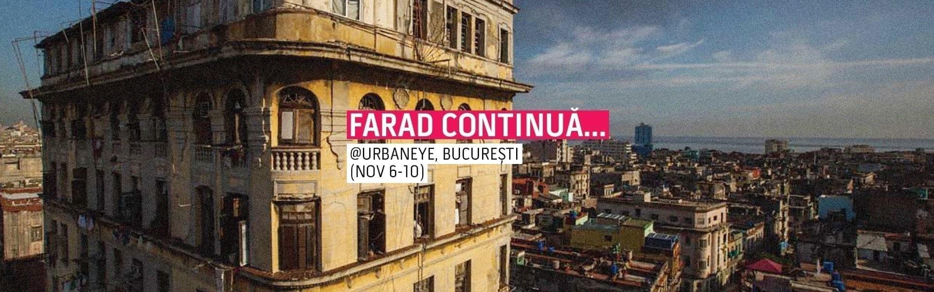 FARAD Urban Eye