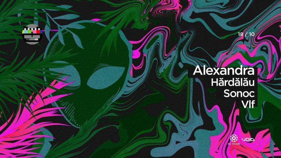 No Signal Alexandra Vlf