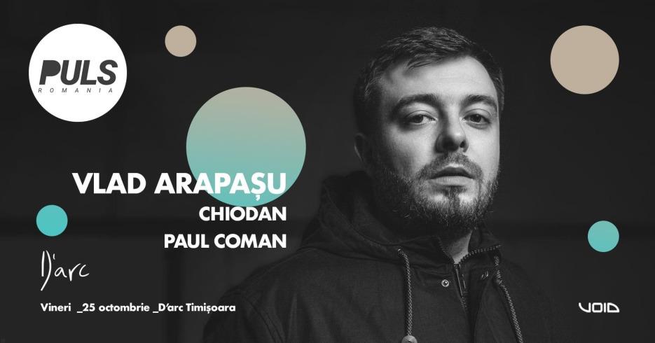 Puls w/ Vlad Arapasu, Chiodan, Paul Coman