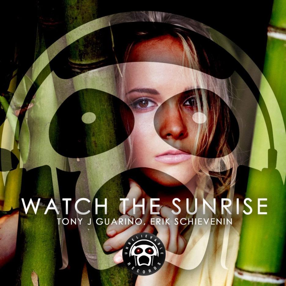 """Watch the sunrise"" with Tony J Guarino & Erik Schievenin"