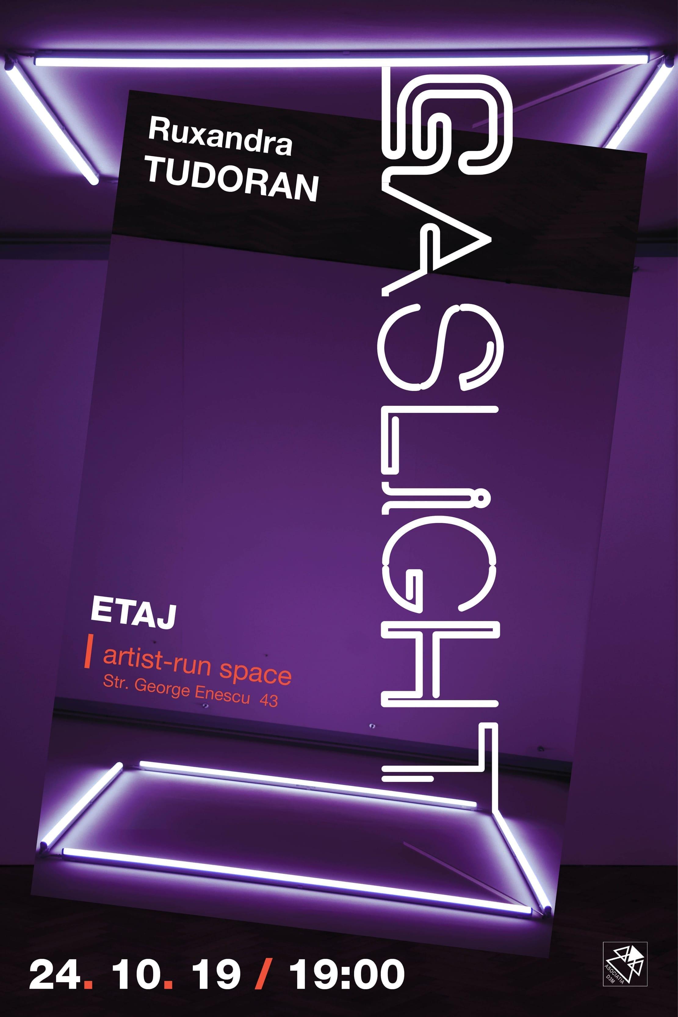 Ruxandra Tudoran - Gaslight / 24 octombrie 2019, ETAJ artist run space