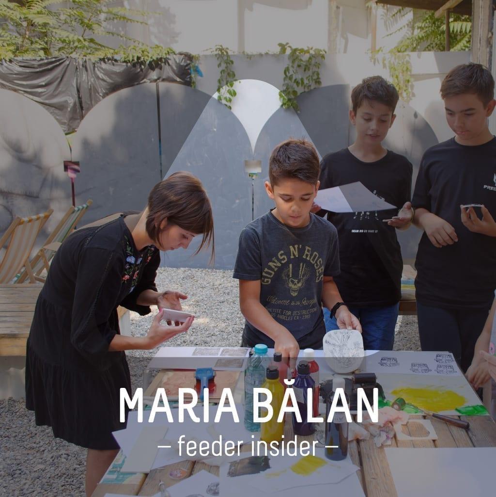feeder insiderw/Maria Bălan   Diploma 2019