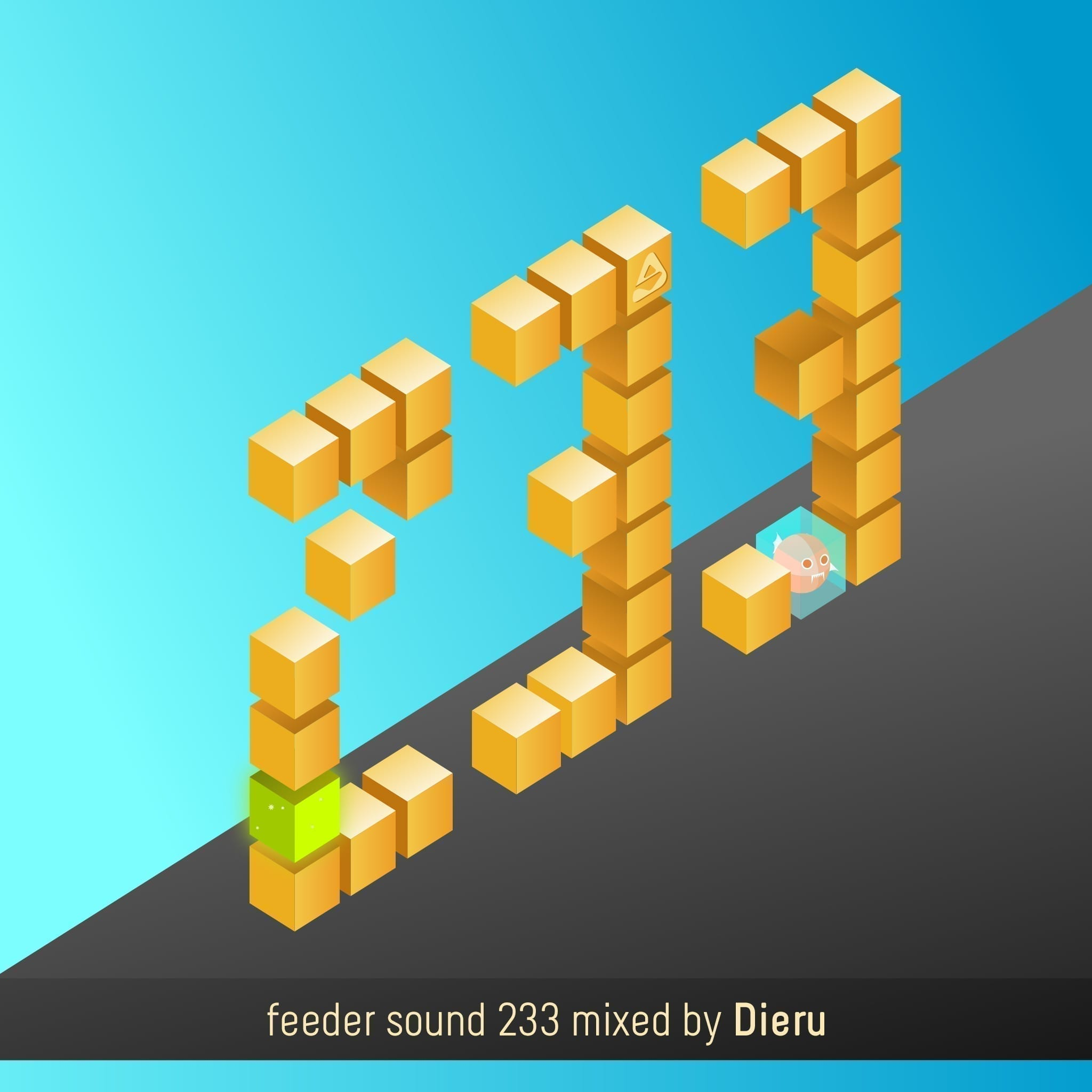 feeder sound 233 mixed by Dieru article-cover