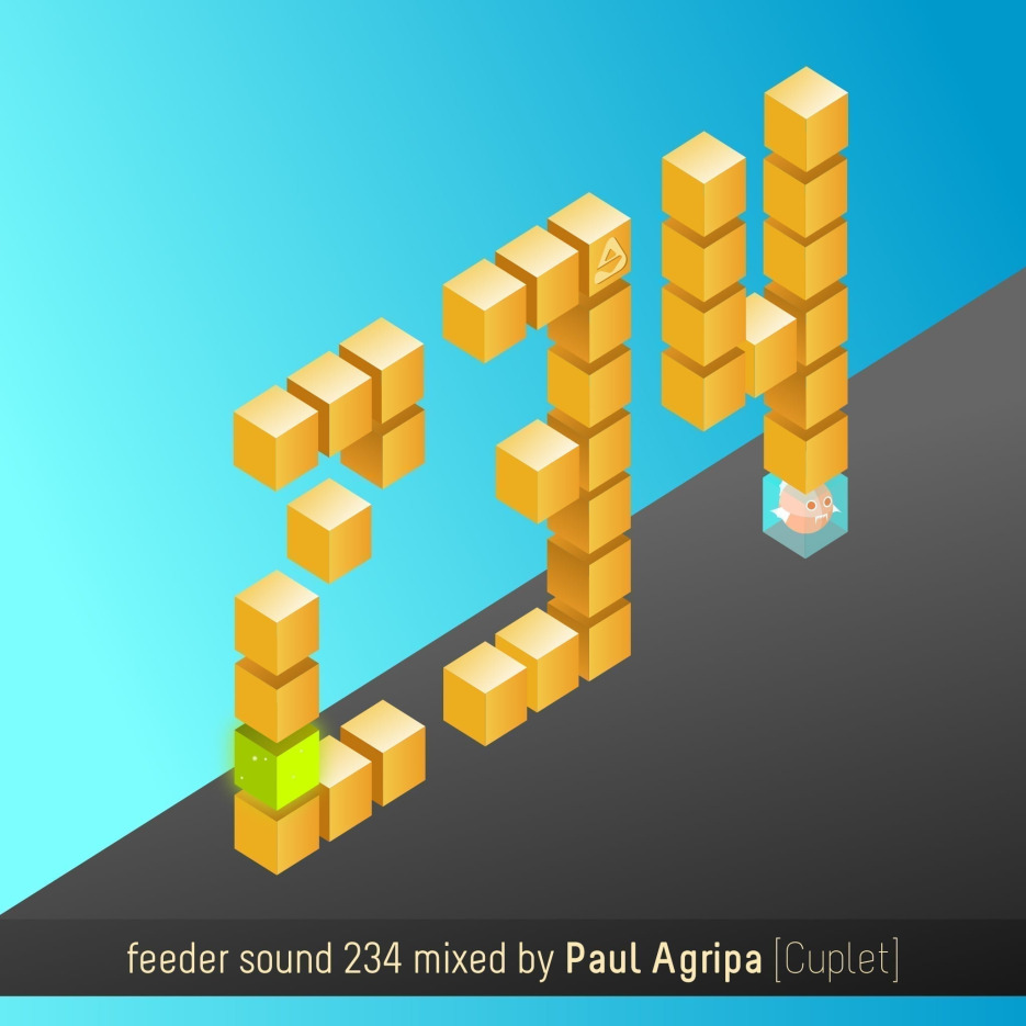 feeder sound 234 mixed by Paul Agripa article-cover