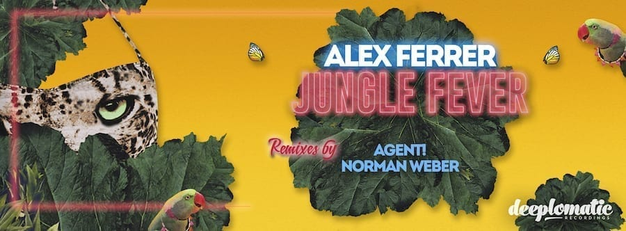 Alex Ferrer releases his new EP on Deeplomatic Recordings with remixes from Agent! and Norman Weber (Luna City Express)
