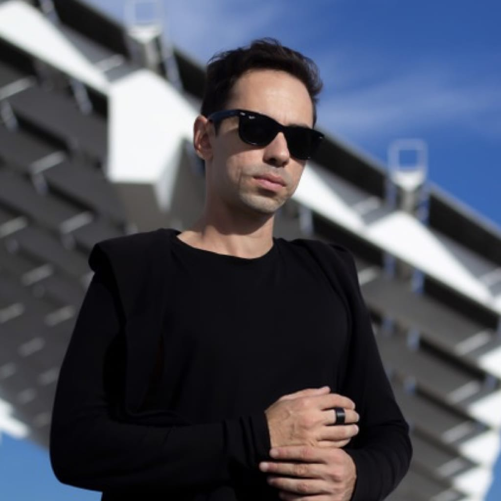 Venezuelan-Spanish artist Marcel Reix fires out some huge techno missiles on his new 'Ancient Mood' LP