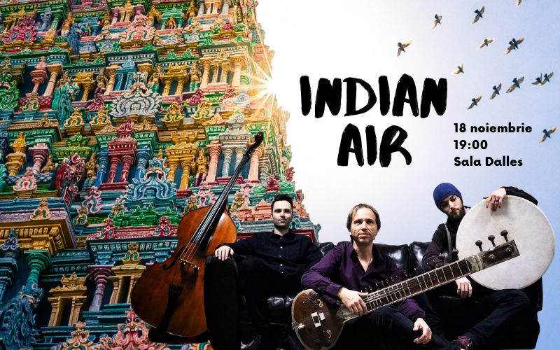 Indian Air @ Sala Dalles