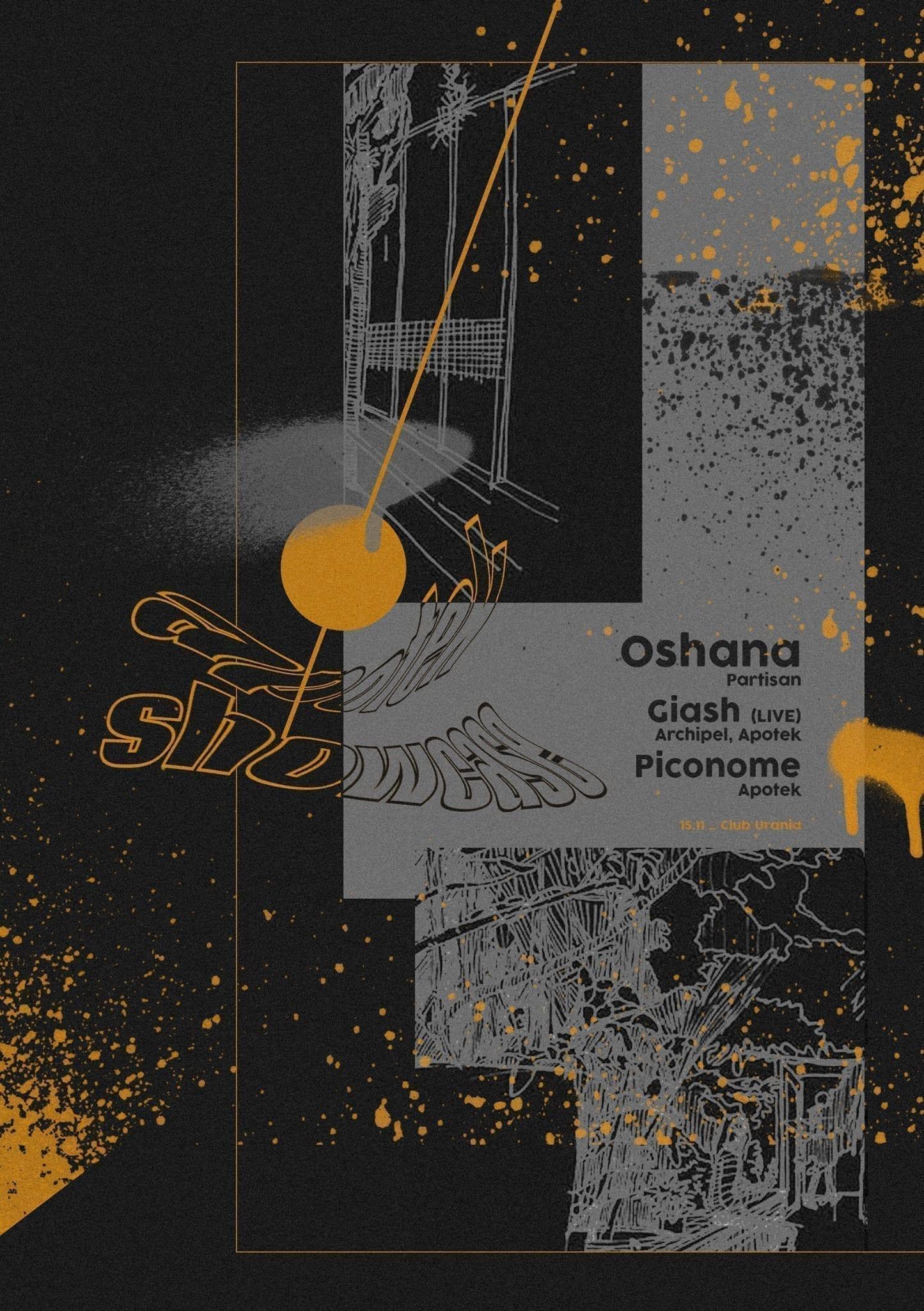 Apotek 0.23 w: Oshana Giash [Live] Piconome