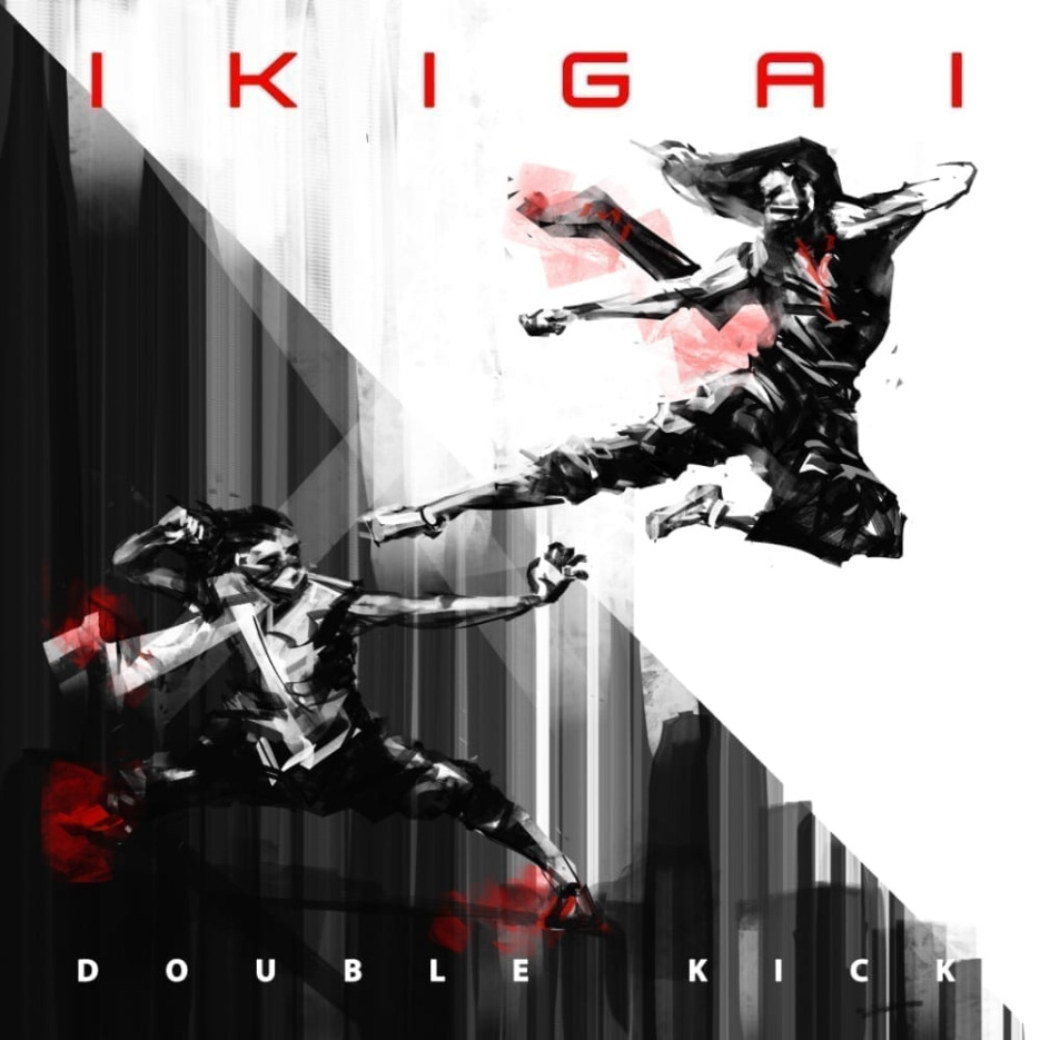 "Ikigai drops his latest cut ""Double Kick"""