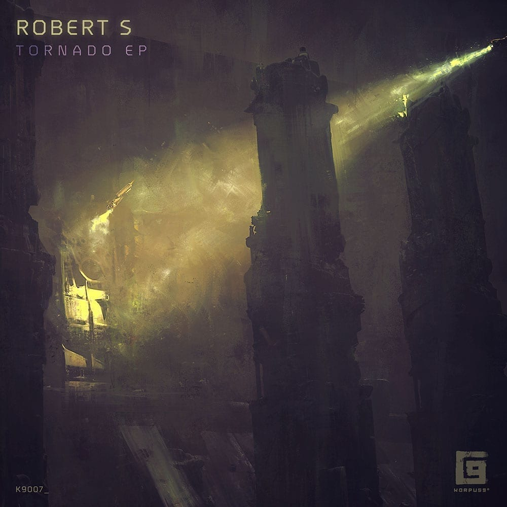 Robert S (PT) - Tornado EP - out December 9th 2019