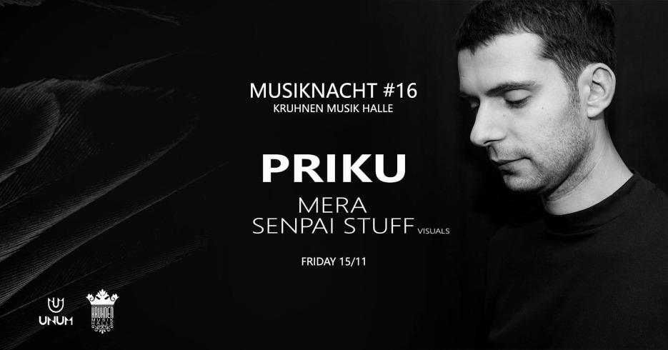 Musiknacht #16: Priku, Mera