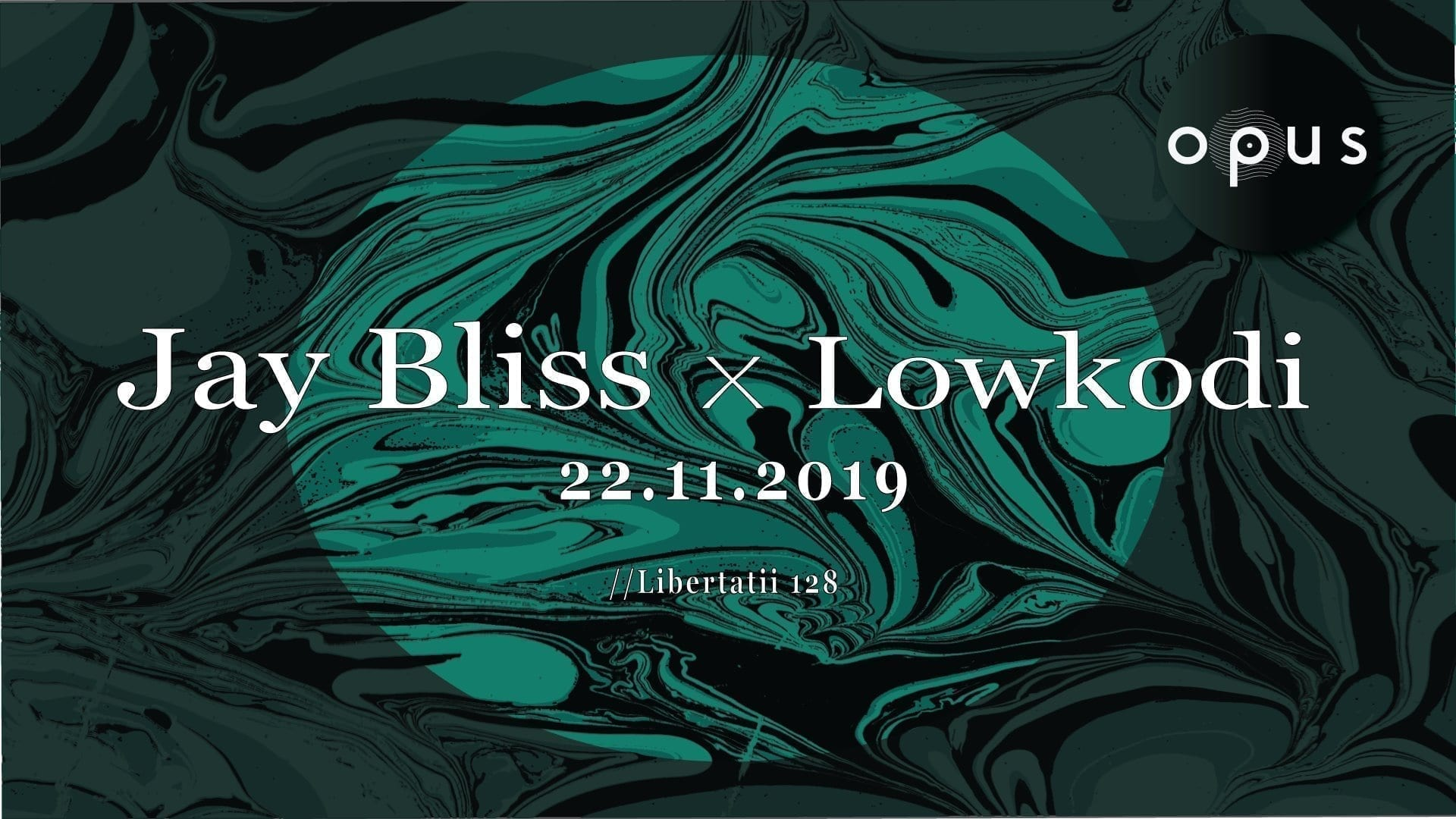 Opus presents Jay Bliss x Lowkodi