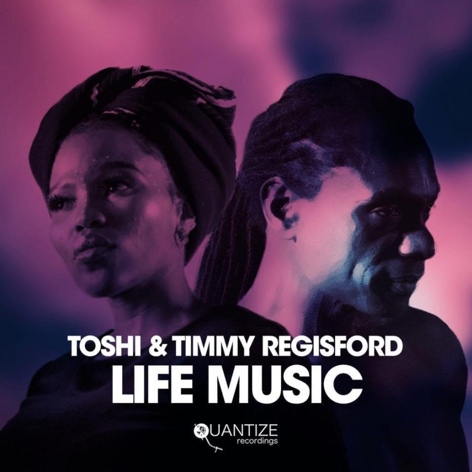 Toshi & Timmy Regisford - Life Music album [Quantize Recordings]
