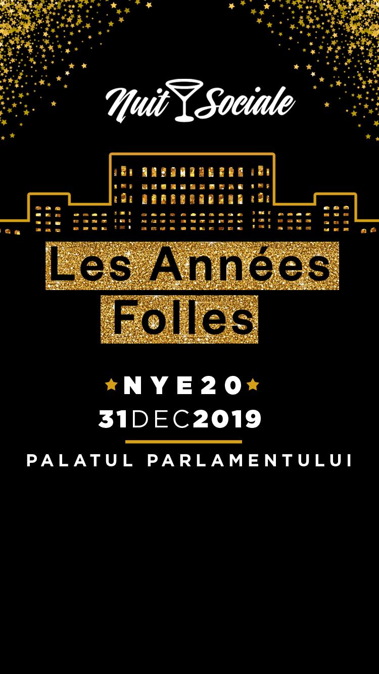 Nuit Sociale deschide portile Palatului Parlamentului de Revelion