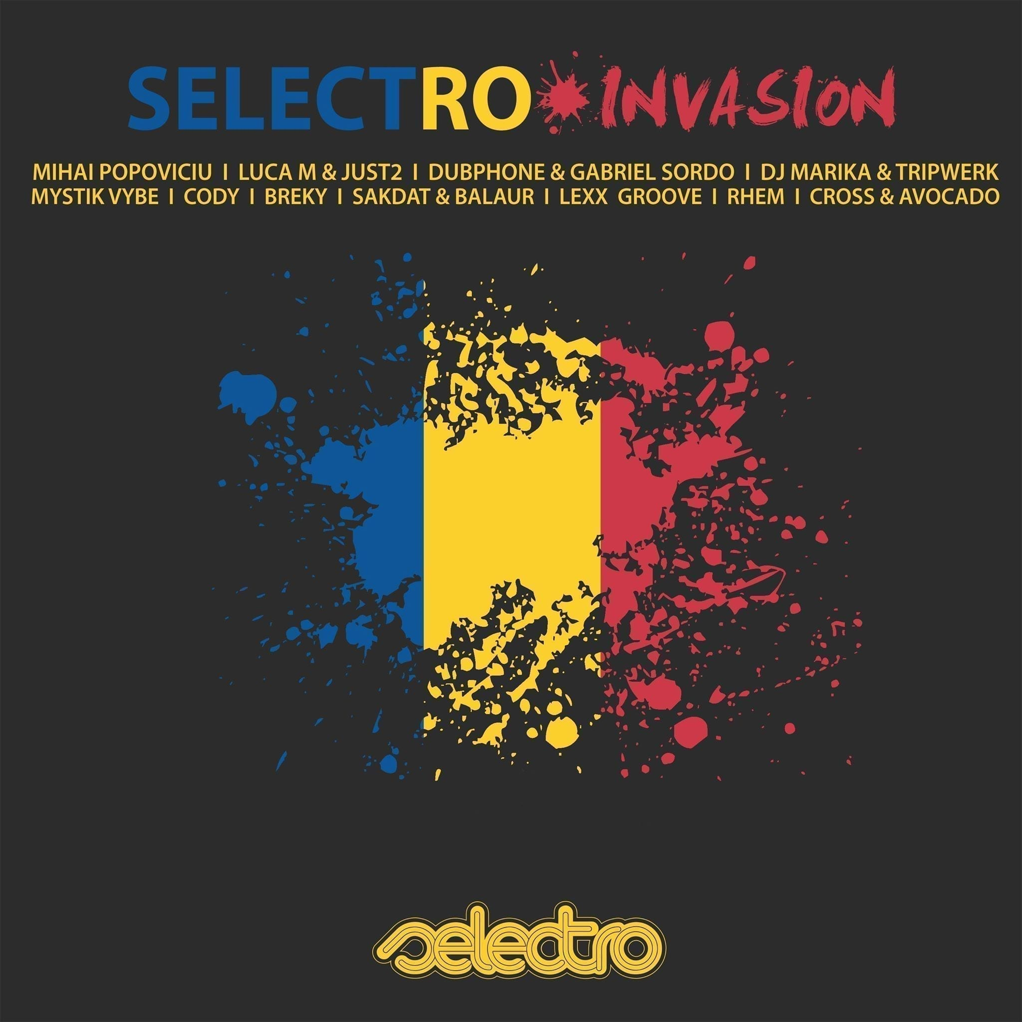 SelectRO Invasion