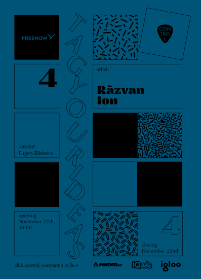 TAG YOUR IDEAS: RĂZVAN ION X FREE NOW