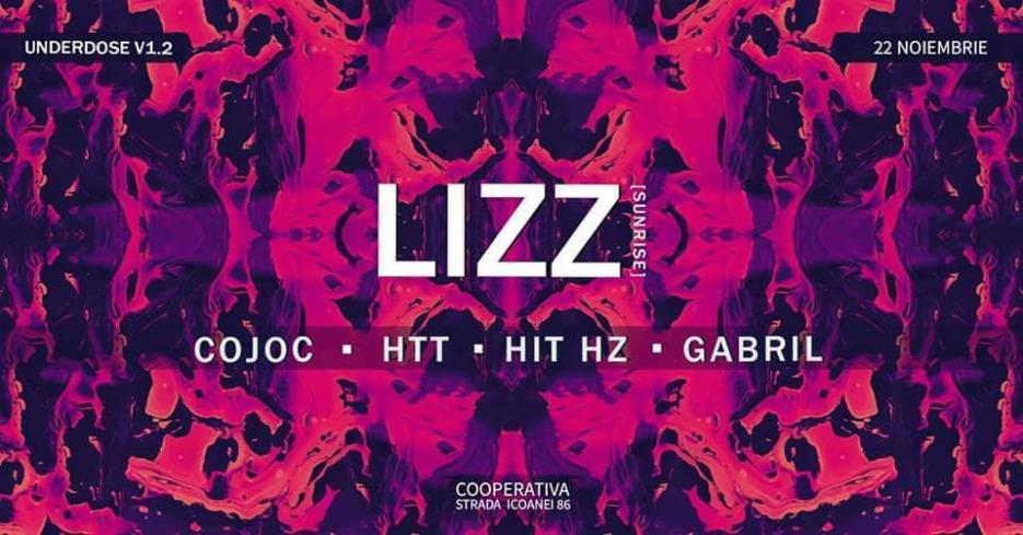 Underdose 1.2 with LIZZ