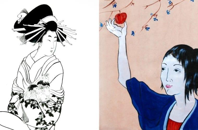 Atelier de Grafică – Peniță și tuș cu Maria Bălan