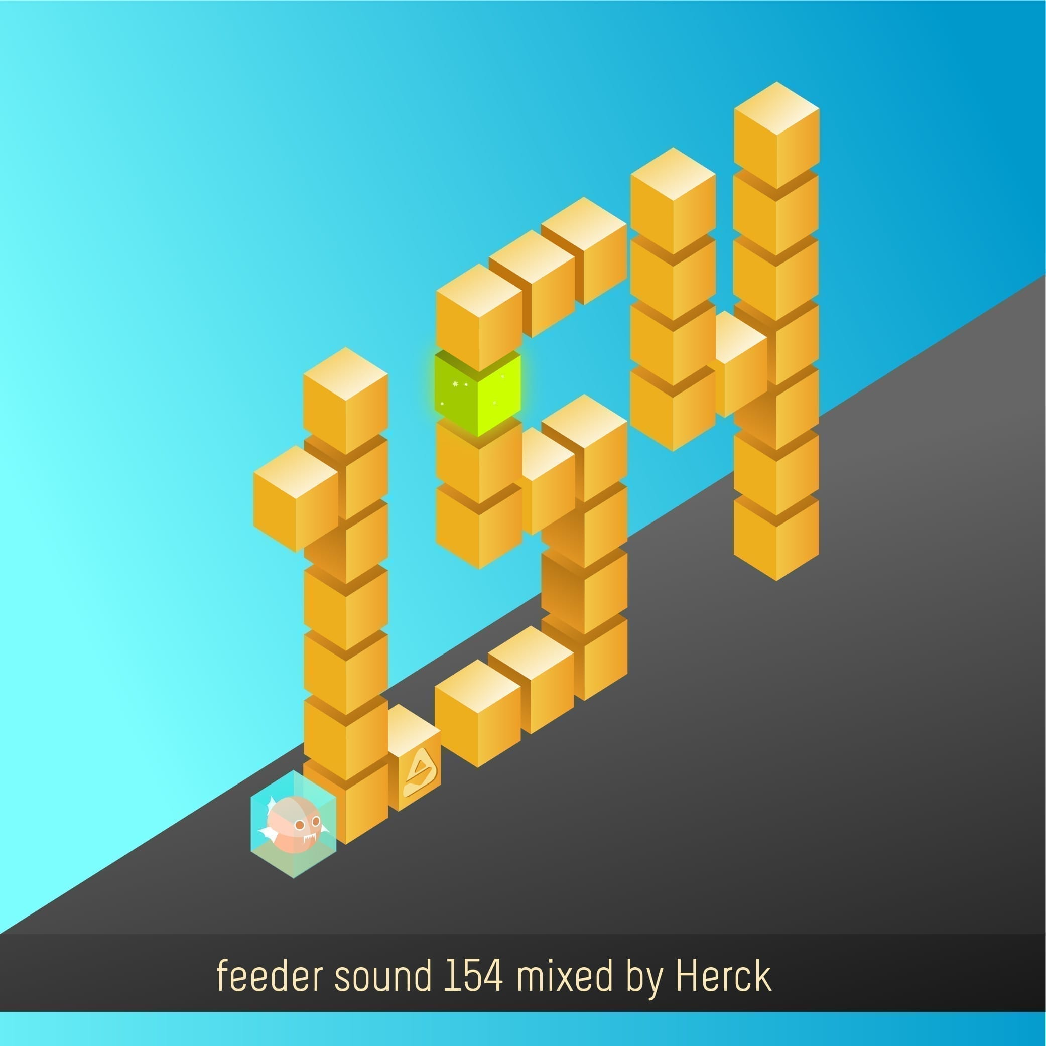 feeder sound 154 mixed by Herck 01