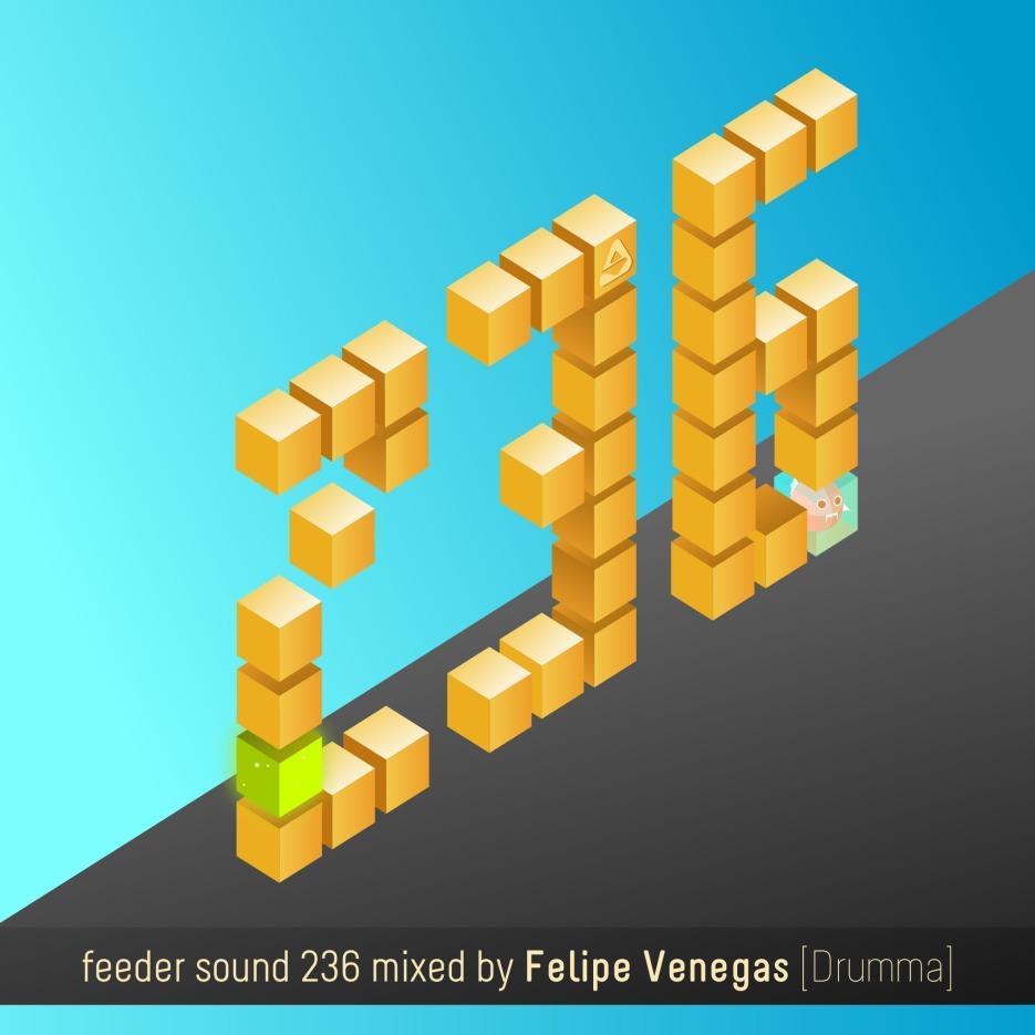feeder sound 236 mixed by Felipe Venegas [Drumma] article-cover