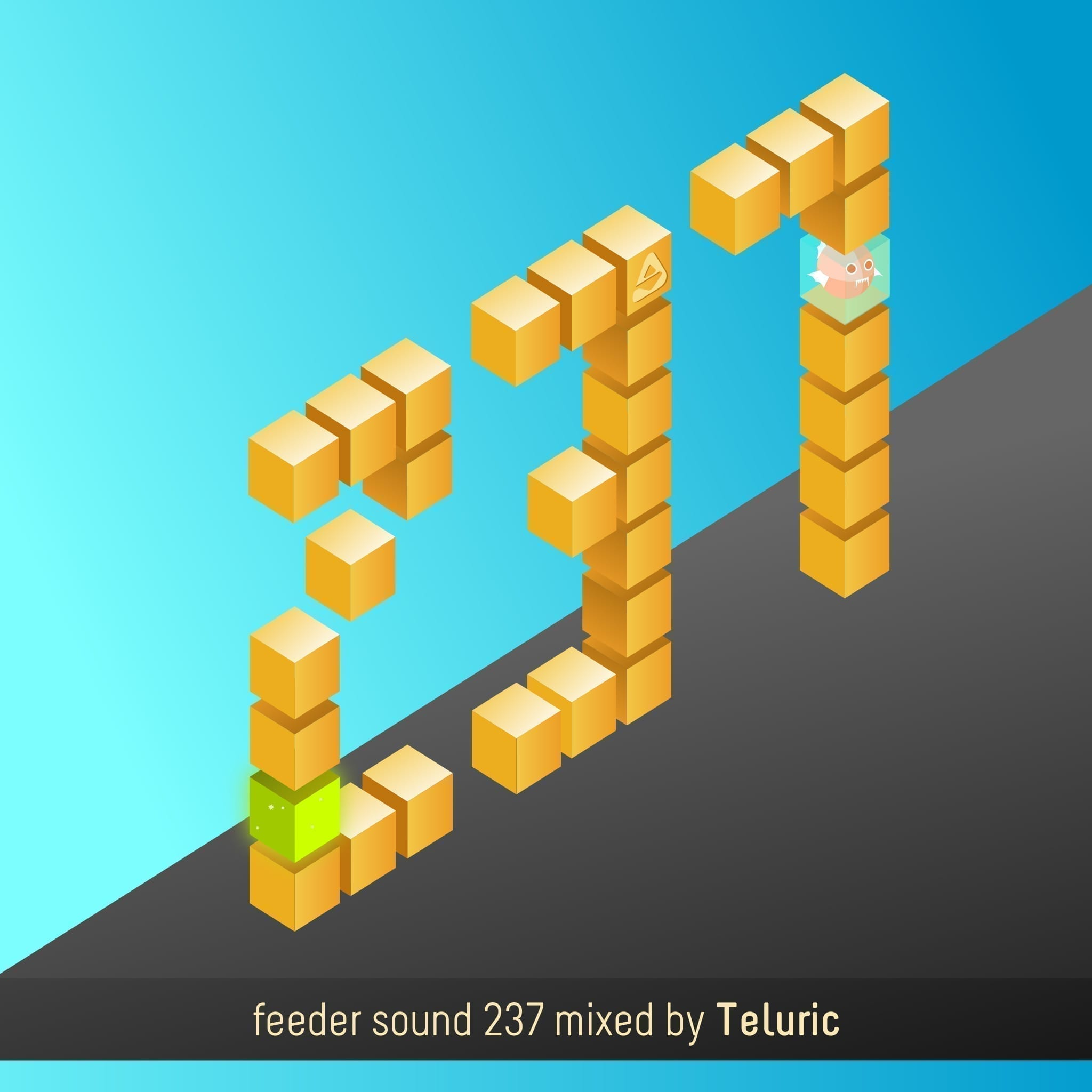 feeder sound 237 mixed by Teluric 01