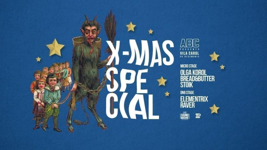 ABC X-MAS Special w. Olga Korol + more