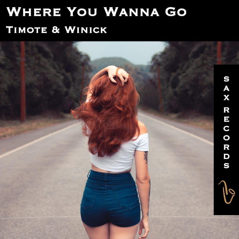 Dutch producer duo, Timote & Winickunveil their latest cut 'Where You Wanna Go'
