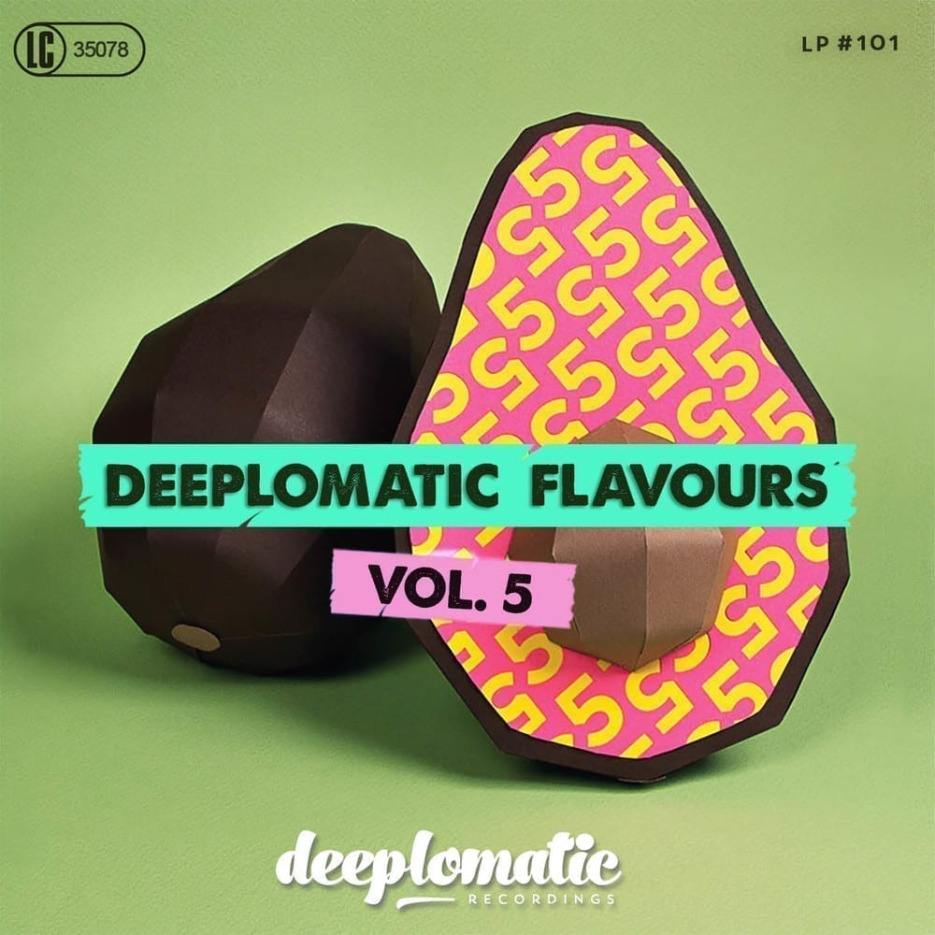 """Lachie A'rden presents his new single """"Sacred"""", out now on 'Deeplomatic Flavours Vol.5'"""