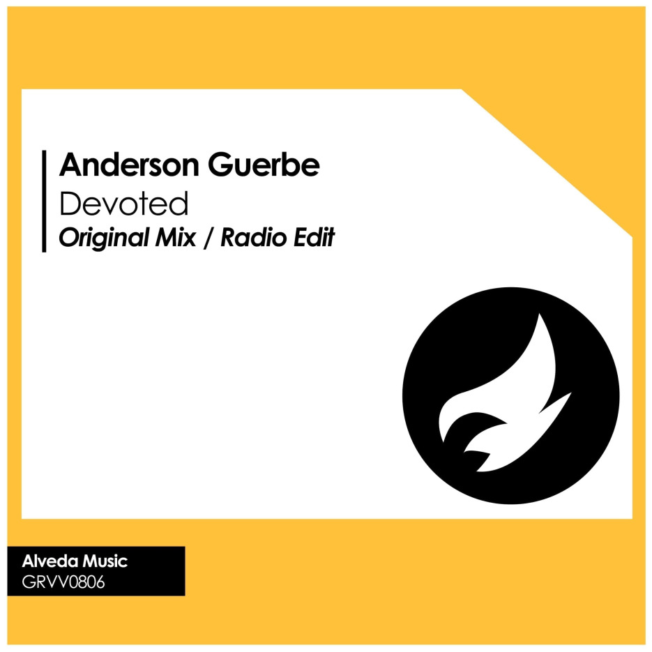 "The Brazilian producer Anderson Guerbe is back with ""Devoted"", his new single on Alveda Music"