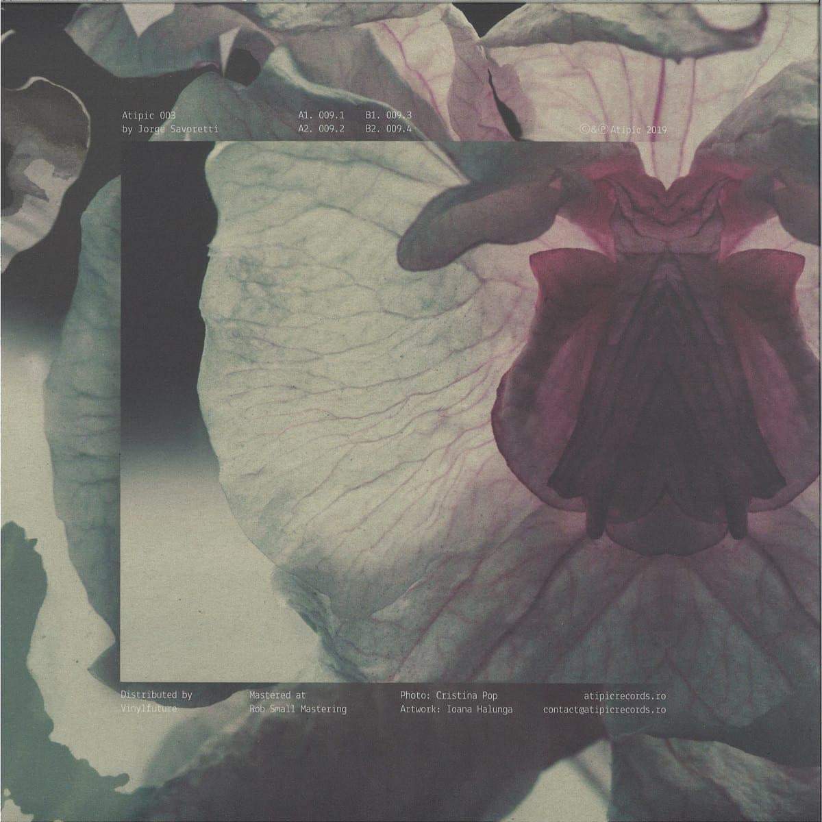 Jorge Savoretti - ATIPIC009 [Atipic] 02