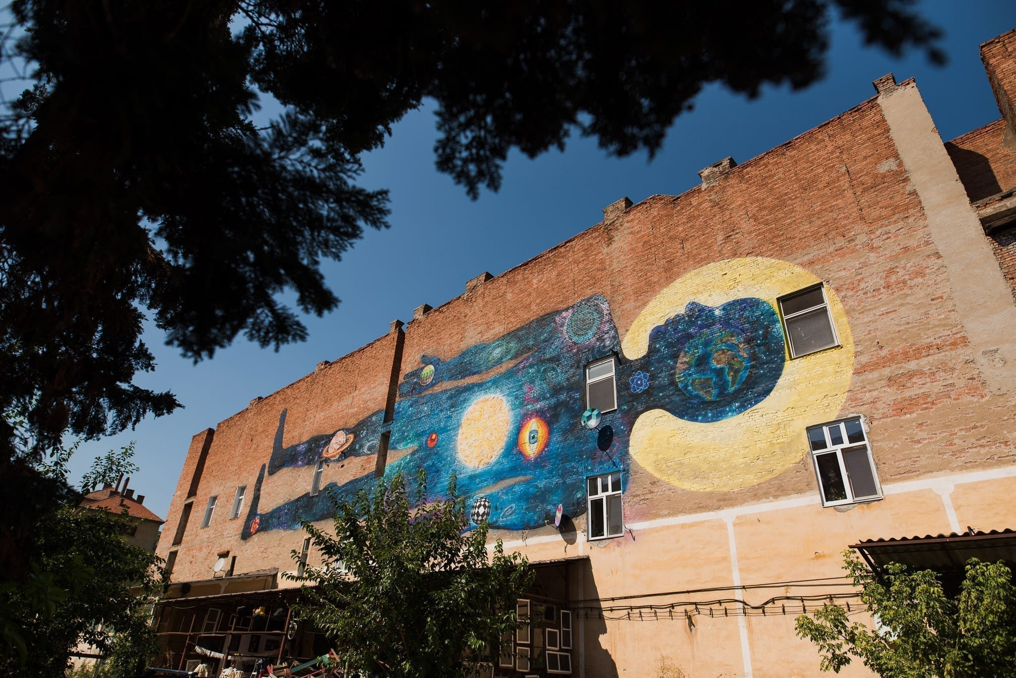 KERO & OCU- OMh33 / 2017 Cluj Un-hidden Street Art in Romania book photo © Anita Jimbor, Un-hidden Romania