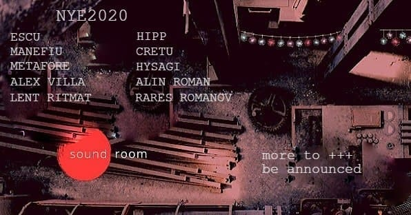 LaHala NYE 2020 with Rareș Romanov, Metofore, Manefiu & more