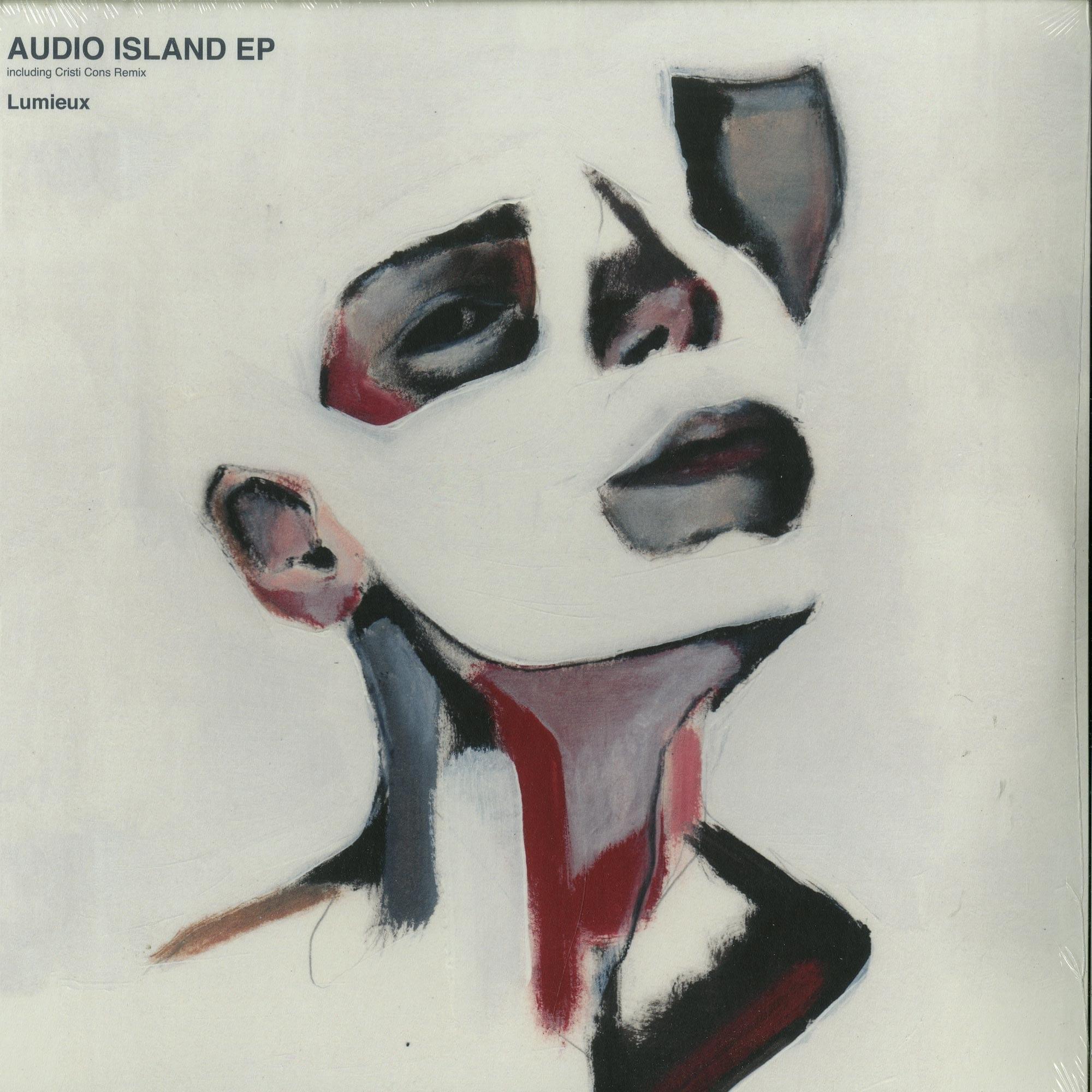Lumieux - Audio Island EP [Abartik] front