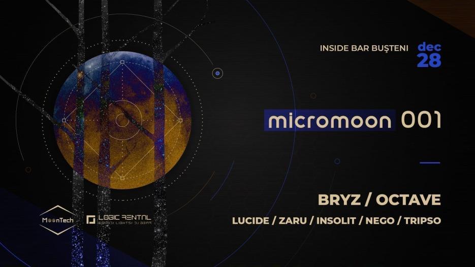 Micromoon 001 w/ Bryz, Octave