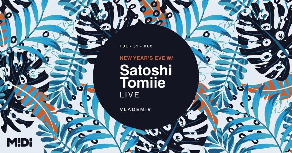 MidiNYE 2020 withSatoshi Tomiie Live
