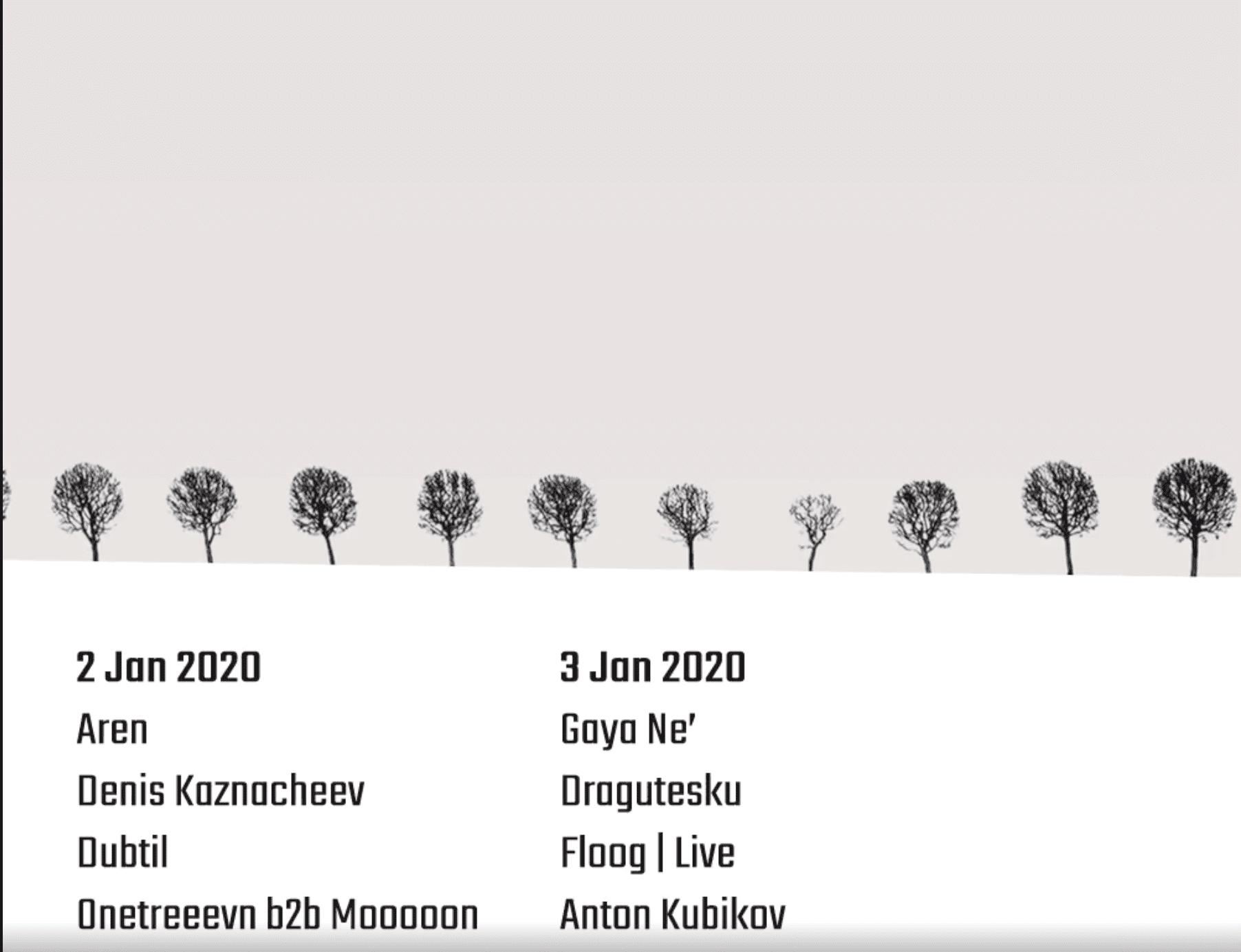 Treepolar 2020 with Aren, Denis Kaznacheev, Dubtil, Dragutesku, Floog