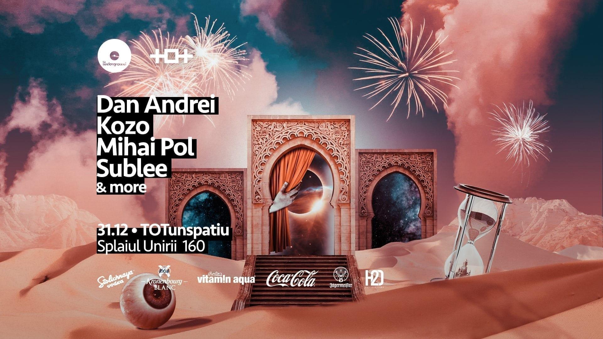 TOT NYE 2020 w. Sublee Kozo Mihai Pol Dan Andrei & more
