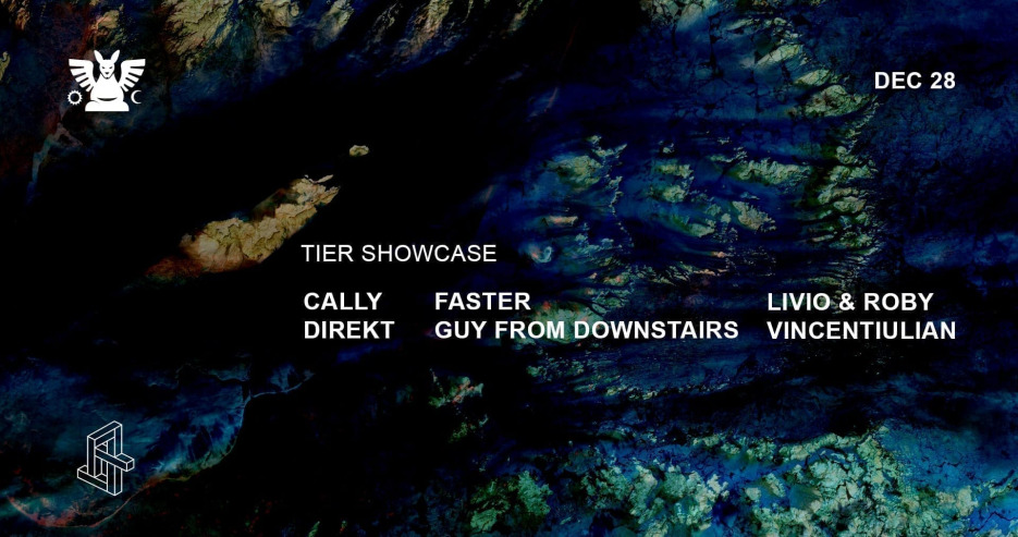 Tier label showcase with caLLy, Faster, Livio & Roby, VincentIulian & more @ Club Guesthouse Bucharest