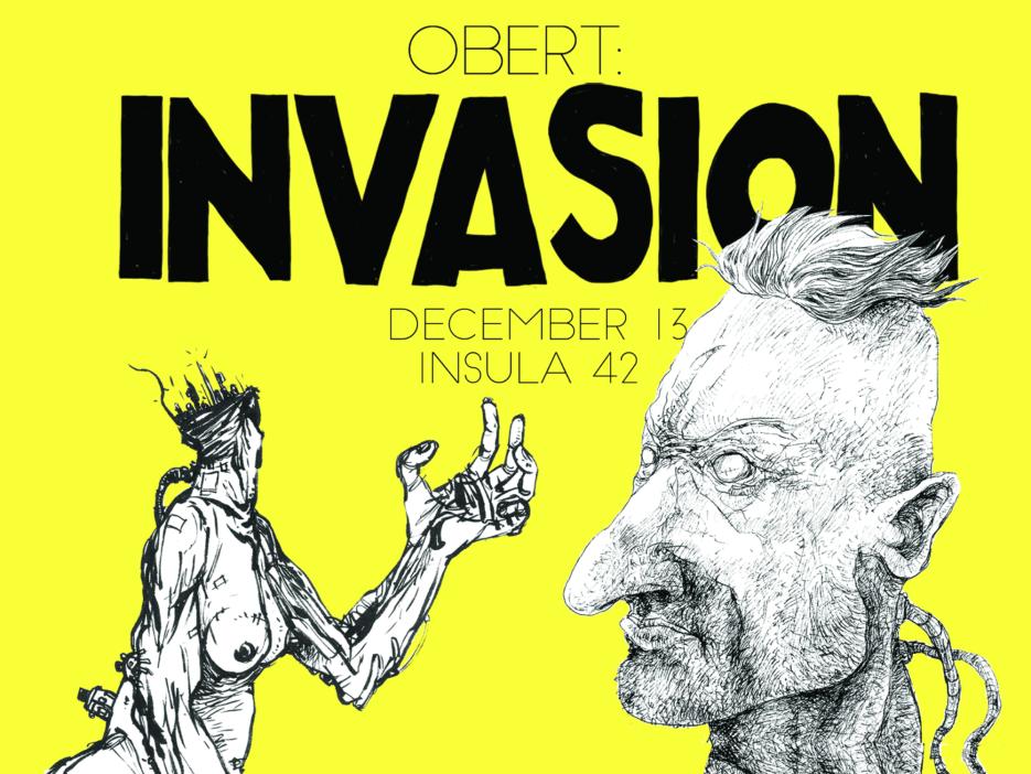 Robert Obert Invasion