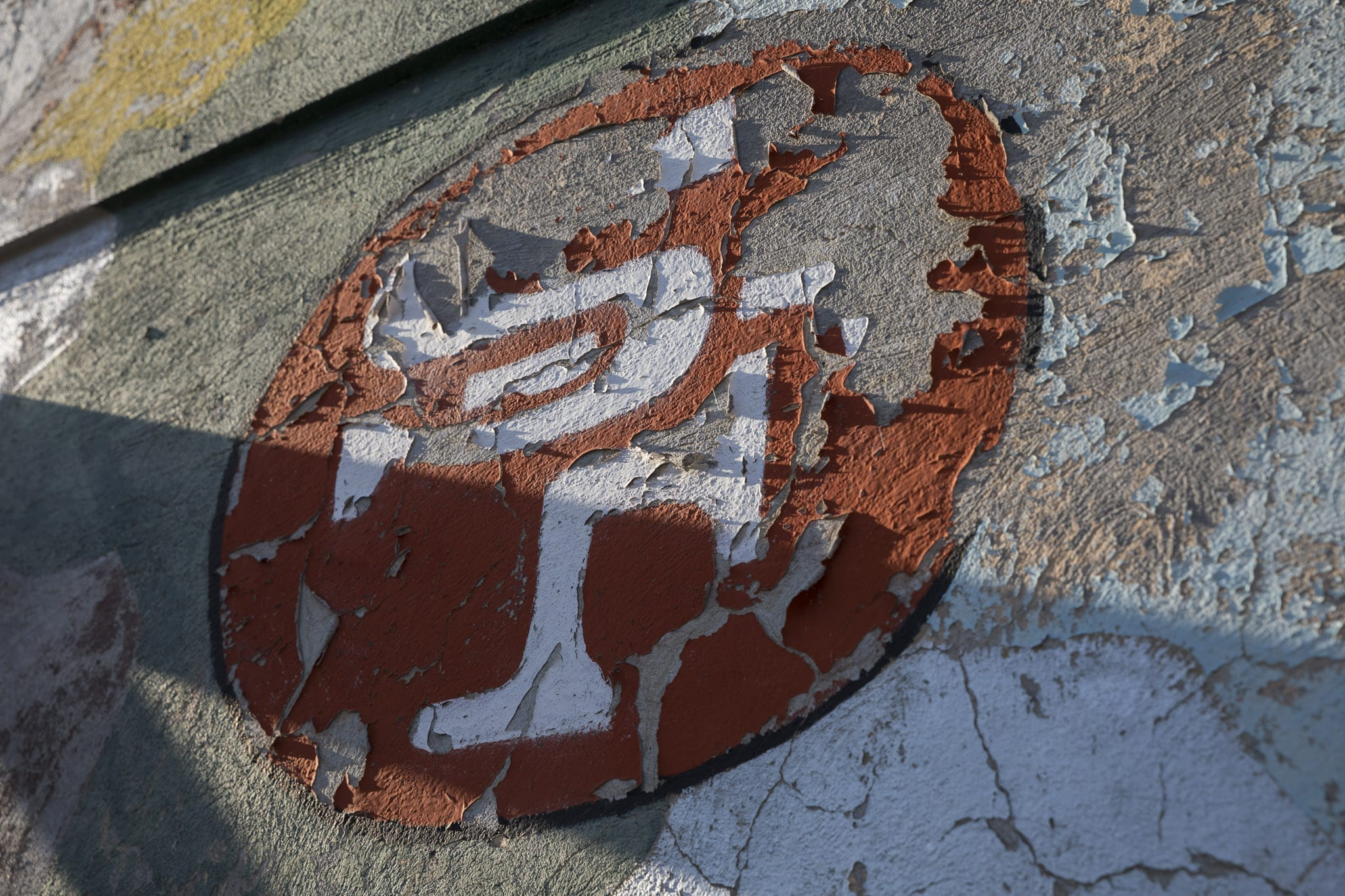 Various Artists VA - Pace Cartierului 1997 Brasov Un-hidden Street art in Romania