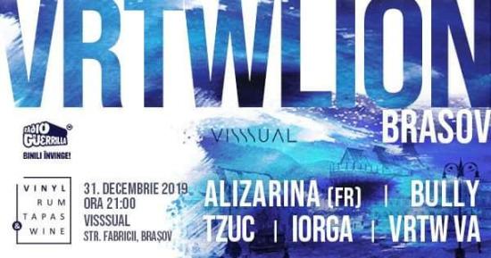 VRTW NYE 2020 in magical Brasov@ Visssual