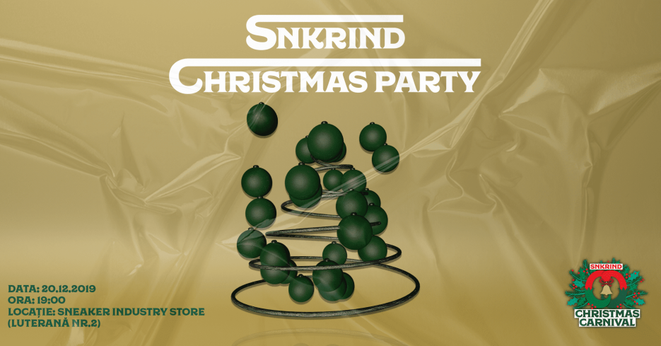 Sneaker Industry - Christmas Party