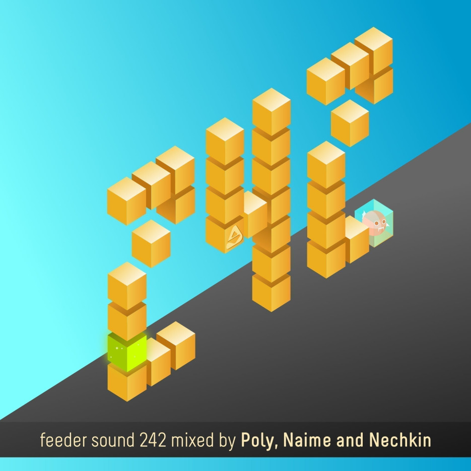 feeder sound 242 mixed by Poly Naime Nichkin 01