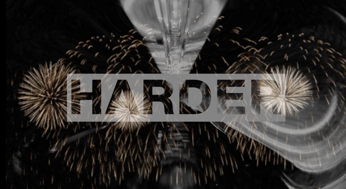 Harder: Queer Techno - New Year's Eve