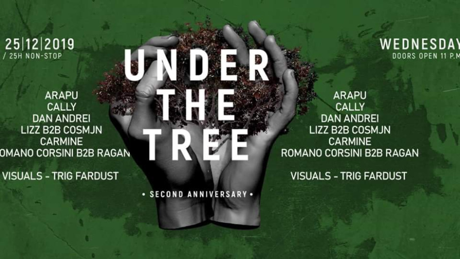 under the tree - the second anniversary