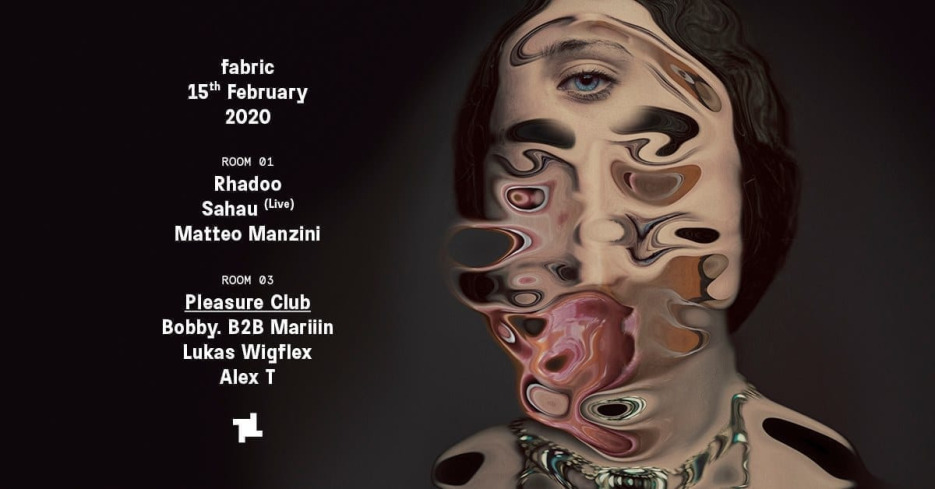 15.2 fabric: Rhadoo, Sahau (Live) & Pleasure Club